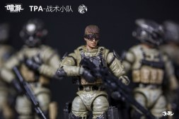 Joy Toy Dark Source 1_24 TPA Team 06 - Surveillance Port
