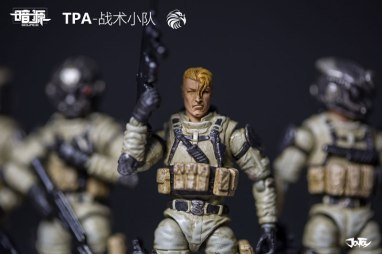 Joy Toy Dark Source 1_24 TPA Team 07 - Surveillance Port