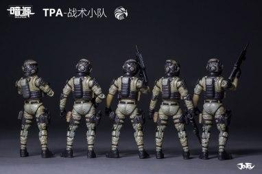 Joy Toy Dark Source 1_24 TPA Team 08 - Surveillance Port