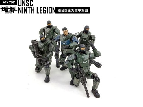 Joy Toy Dark Source 1_24 USNC 9th Legion 01 - Surveillance Port
