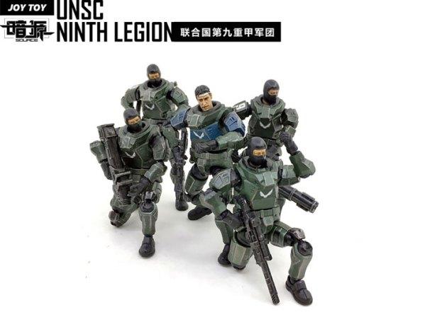 Joy Toy Dark Source 1_24 USNC 9th Legion 01 - Surveillance Port
