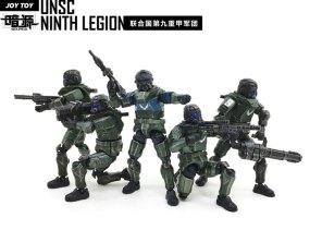 Joy Toy Dark Source 1_24 USNC 9th Legion 02 - Surveillance Port