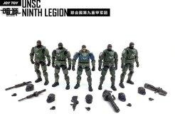 Joy Toy Dark Source 1_24 USNC 9th Legion 03 - Surveillance Port