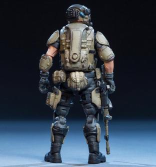 Joy Toy Russian SSO Special Team Andre 118 Scale Figure - Surveillance Port (6)