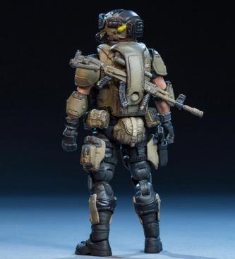 Joy Toy Russian SSO Special Team Andre 118 Scale Figure - Surveillance Port (7)