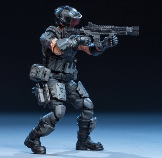 Joy Toy Russian SSO Special Team Vasily 118 Scale Figure - Surveillance Port (5)