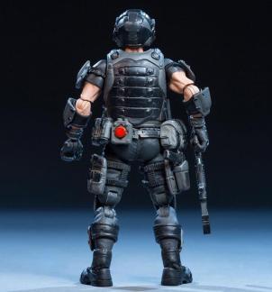 Joy Toy Russian SSO Special Team Vasily 118 Scale Figure - Surveillance Port (6)