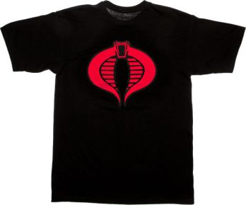 Shoe Palace Cobra Tee Black 02 - Surveillance Port