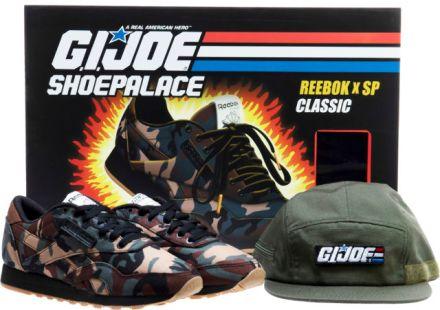 Shoe Palace G.I.Joe Bundle 01 - Surveillance Port