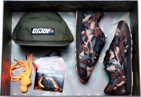 Shoe Palace G.I.Joe Bundle 02 - Surveillance Port
