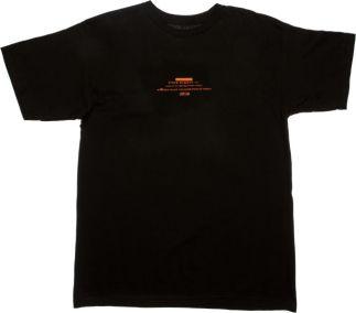 Shoe Palace G.I.Joe Equalizer Tee Black 01 - Surveillance Port