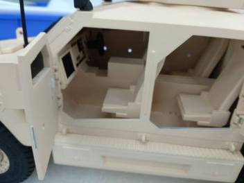 Wayward Goat Collectibles MARV Prototype Update 03 - Surveillance Port - Copy - Copy