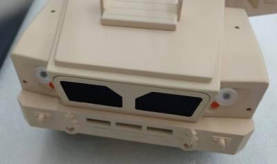 Wayward Goat Collectibles MARV Prototype Update 06 - Surveillance Port - Copy - Copy