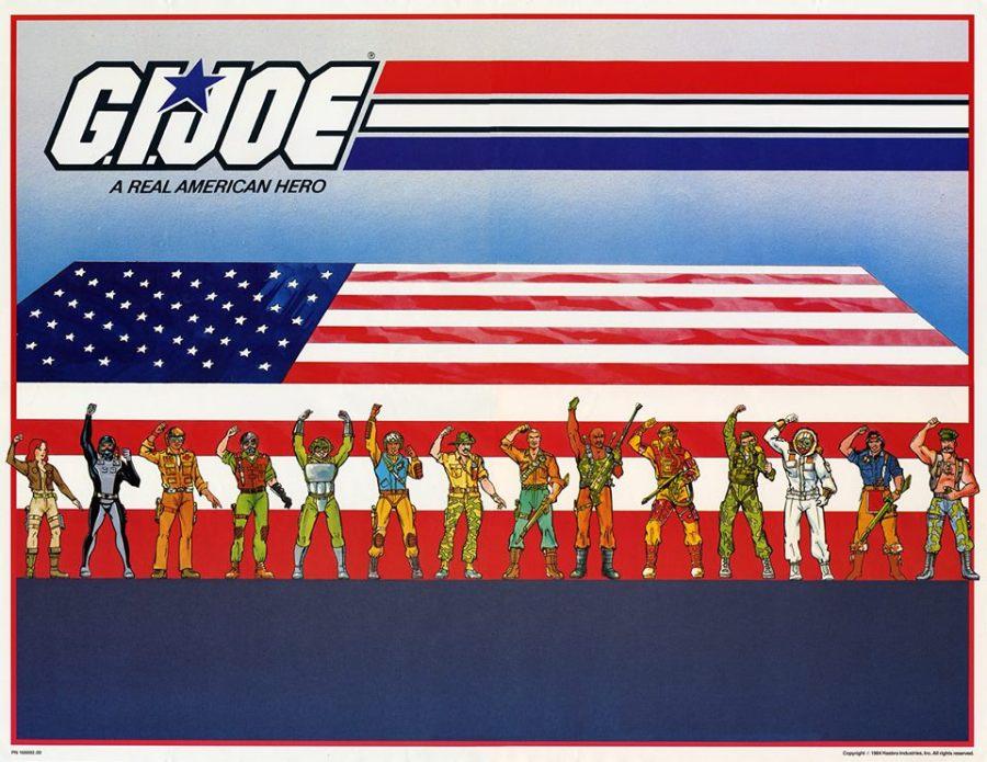 3DJoes 1984 G.I.Joe Mobile Strike Force Team Membership Kit Poster - Surveillance Port (01)