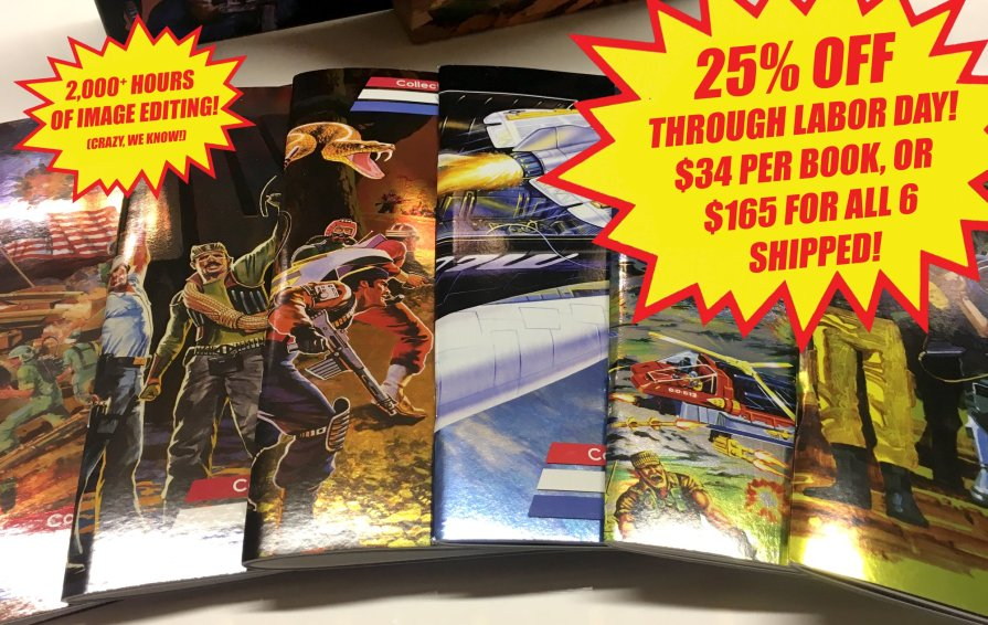 3DJoes Collecting the Art of GIJoe Labor Day Sale - Surveillance Port (3)