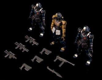 B2.Five Acid Rain World Abaddon Trooper Set - Surveillance Port (02)