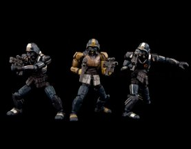B2.Five Acid Rain World Abaddon Trooper Set - Surveillance Port (04)