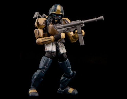 B2.Five Acid Rain World Abaddon Trooper Set - Surveillance Port (10)