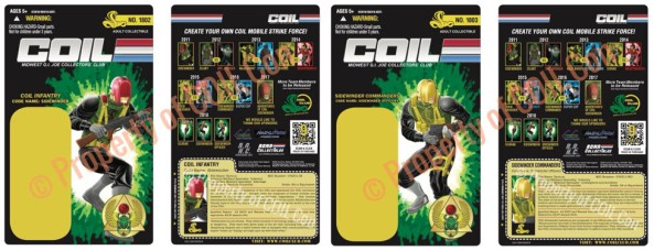 Coil Con Scarab Strikes Card Art Reveals - Surveillance Port