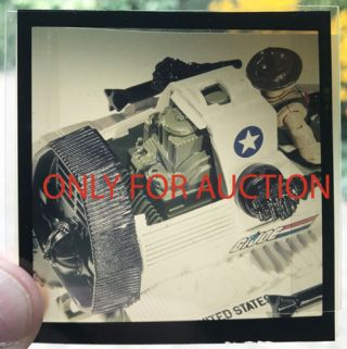 G.I.Joe Sgt Slaughter Triple T Transparency - Surveillance Port