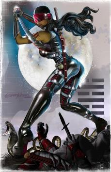 G.I. JOE Snake Eyes -Breaking the Back of Cobra - Surveillance Port
