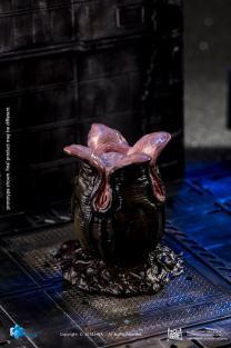 Hiya Toys Alien Convenant Egg and Facehugger Set - Surveillance Port (09)