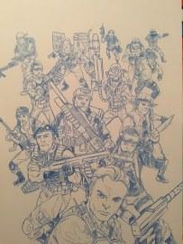 Jason Sobol G.I.Joe Art - Surveillance Port (1)