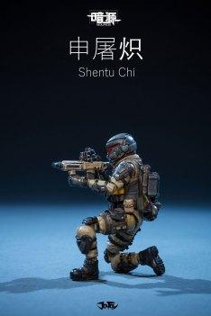 Joy Toy Dark Source 124 Scale Hero Shentu Chi 01 - Surveillance Port