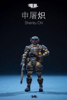 Joy Toy Dark Source 124 Scale Hero Shentu Chi 02 - Surveillance Port
