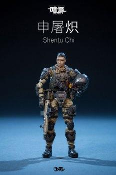 Joy Toy Dark Source 124 Scale Hero Shentu Chi 03 - Surveillance Port