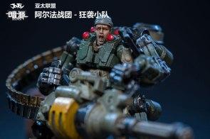 JoyToy Dark Source 124 Scale Alpha Assault Team Exo-Suit - Surveillance Port (05)