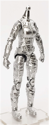 MGR 04 MTF Female Valkyries Body WITHOUT Head SILVER Kronos-Ops - Surveillance Port