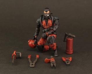 Ori Toy Acid Rain World 118 Scale Rescue Laurel - Surveillance Port (2)