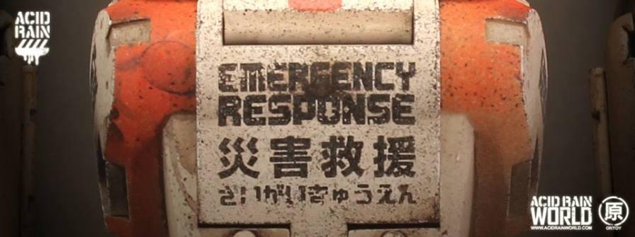 Ori Toy Acid Rain World 118 Scale Rescue Laurel - Surveillance Port (5)
