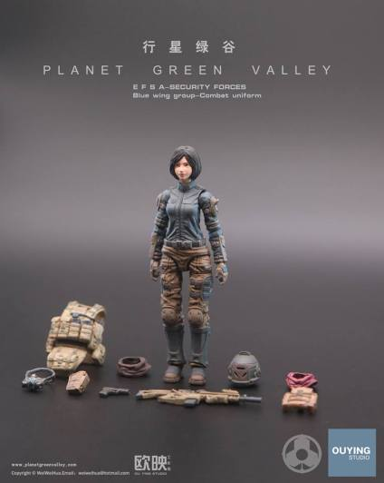 Planet Green Valley Final Paint Sample Image 04 - Surveillance Port