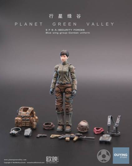 Planet Green Valley Final Paint Sample Image 08 - Surveillance Port
