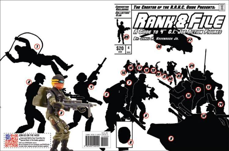 RAHC Guide Rank and File vol 4 Teaser Cover - Surveillance Port