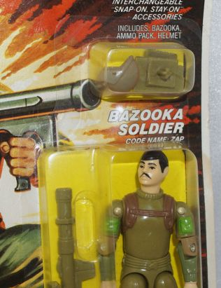 1984 G.I.Joe Zap Ulternate Head Sculpt - Surveillance Port (3)