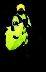2018 Black Major Toys Python Alley Viper - Surveillance Port (01)