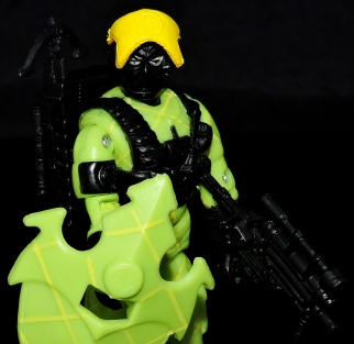 2018 Black Major Toys Python Alley Viper - Surveillance Port (03)