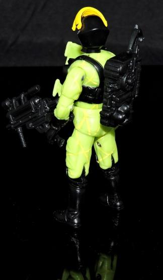 2018 Black Major Toys Python Alley Viper - Surveillance Port (06)