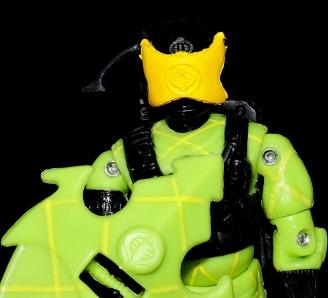 2018 Black Major Toys Python Alley Viper - Surveillance Port (08)