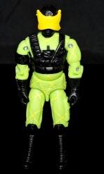 2018 Black Major Toys Python Alley Viper - Surveillance Port (15)
