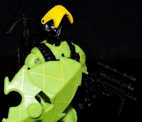 2018 Black Major Toys Python Alley Viper - Surveillance Port (16)