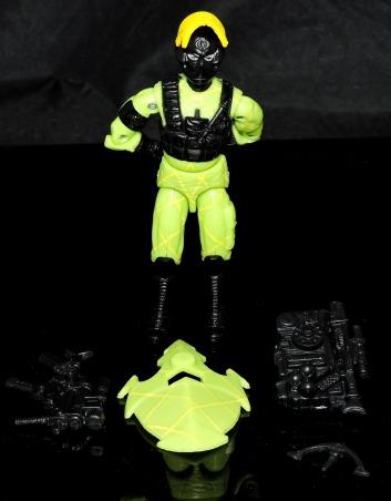 2018 Black Major Toys Python Alley Viper - Surveillance Port (20)