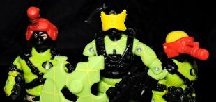 2018 Black Major Toys Python Alley Viper - Surveillance Port (24)