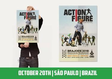 Action Figure Film Festival Brazil Banner - Surveillance Port