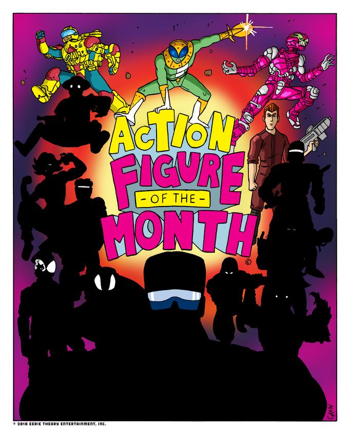Action Figure of the Month Banner - Surveillance Port