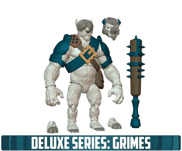 AWOK Deluxe Series Grimes - Surveillance Port