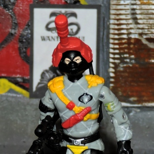 Black Major Toys Python Patrol Night Viper Stinger - Surveillance Port (04)